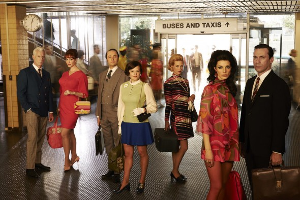 Mad Men final episodes