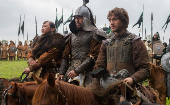 Marco Polo TV show on Netflix: season 2