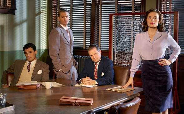 Marvel's Agent carter TV show on ABC: canceled or renewed?