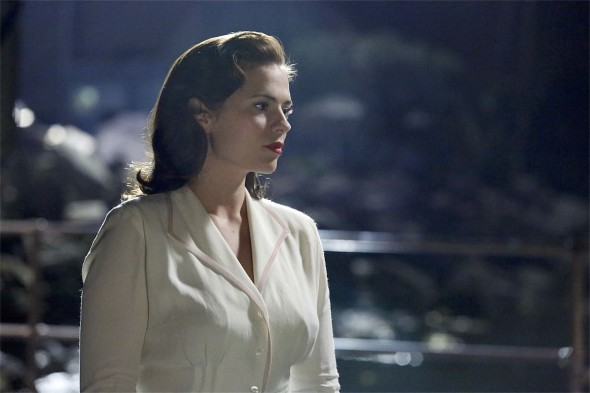 Marvel's Agent Carter TV show ratings (cancel or renew?)