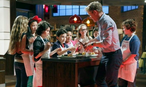 MasterChef Junior TV show on FOX season 4
