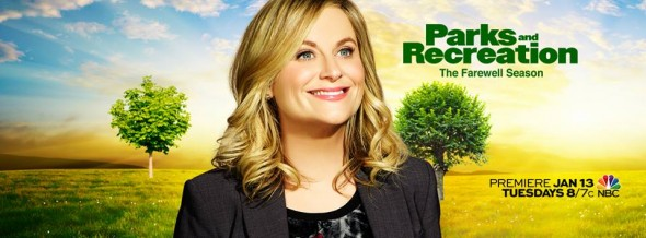Parks and Recreation TV show ratings
