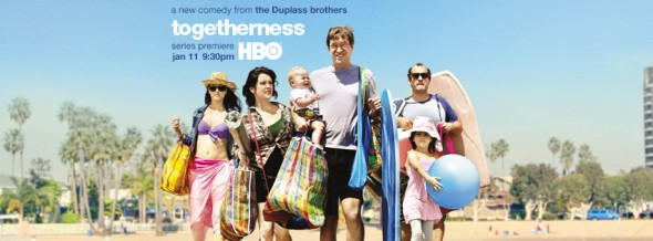Togetherness TV show on HBO ratings: cancel or renew?