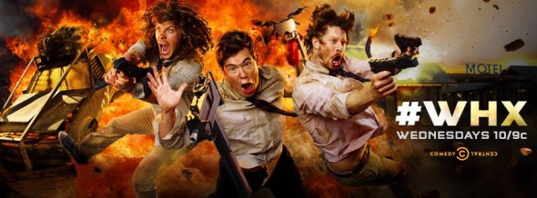Workaholics TV show on Comedy Central ratings (cancel or renew?)