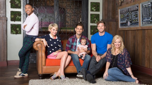 Baby Daddy TV show on ABC Family: season 5