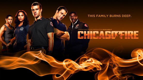 Chicago Fire TV show on NBC: season 4