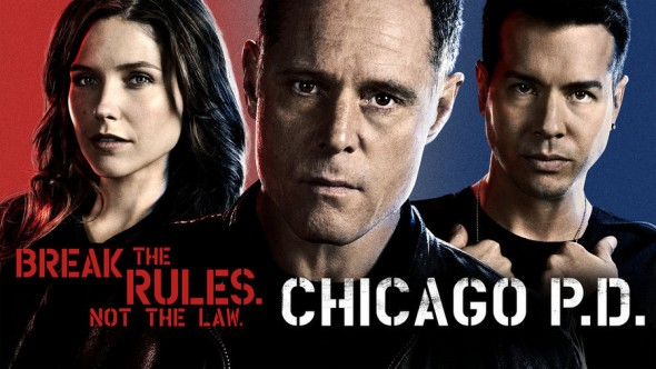 Chicago P.D. TV show on NBC: season 3
