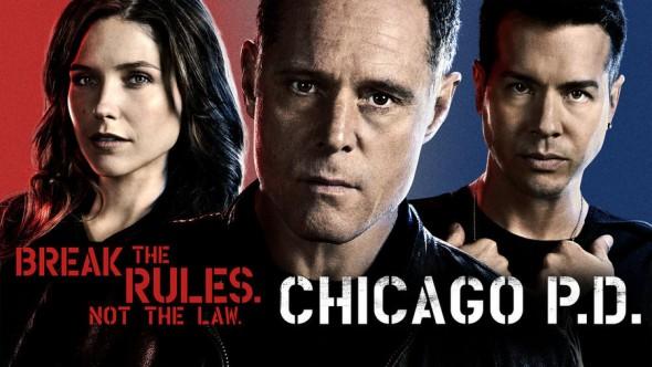 Chicago P.D. TV show on NBC: season 3