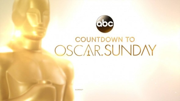 Countdown to the Oscars TV show ratings