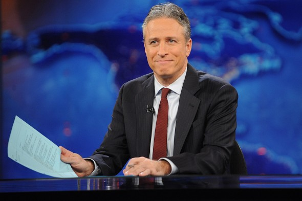 The Daily Show with Jon Stewart ending