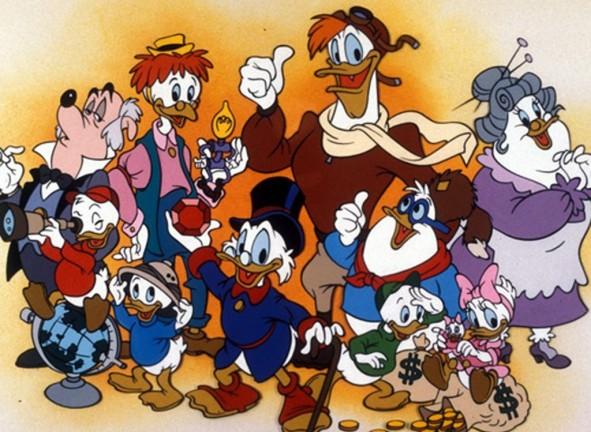 DuckTales new TV show