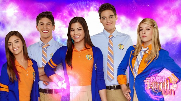 Every Witch Way TV show on Nickelodeon: season 4