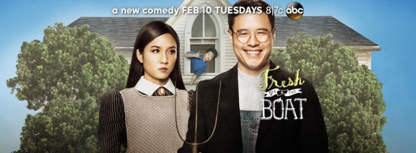 Fresh Off the Boat TV show on ABC: ratings (cancel or renew?)