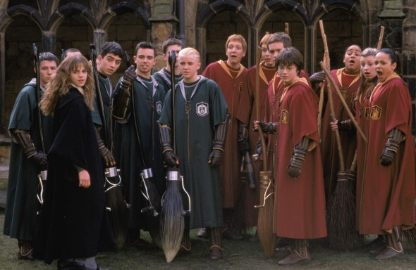 Harry Potter and Chamber of Secrets (movie)