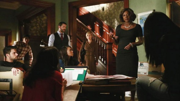 How to Get Away with Murder TV show finale