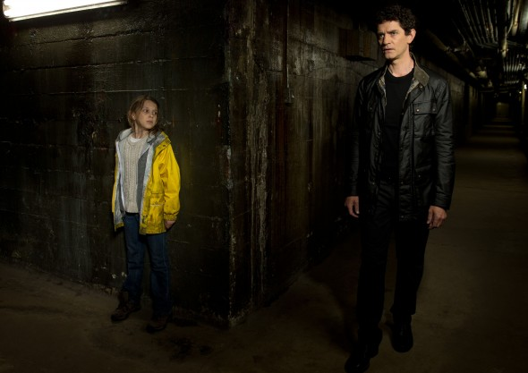 Intruders TV show on BBC America cancelled