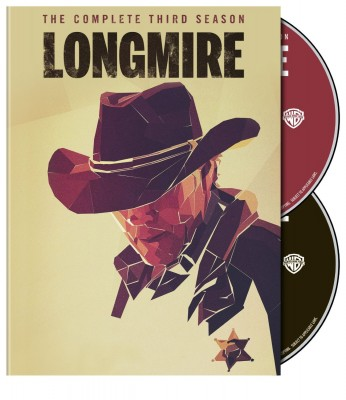 Longmire TV show: season 3 on DVD