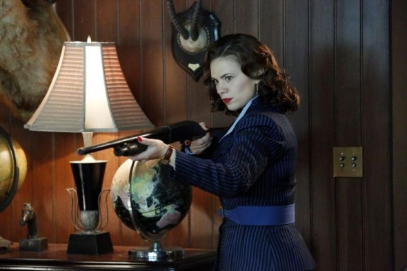 Marvel's Agent Carter TV show on ABC: cancel or renew for season 2?