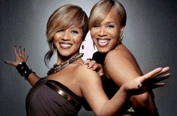Mary Mary TV show on WEtv