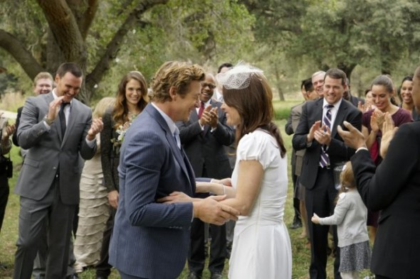 The Mentalist TV show finale ratings