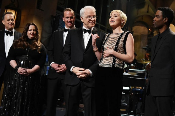 Saturday Night Live 40th Anniversary Special ratings