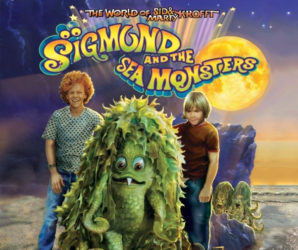 Sigmund and the Sea Monsters TV show