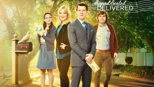 Signed Sealed Delivered TV show canceled, new movie series