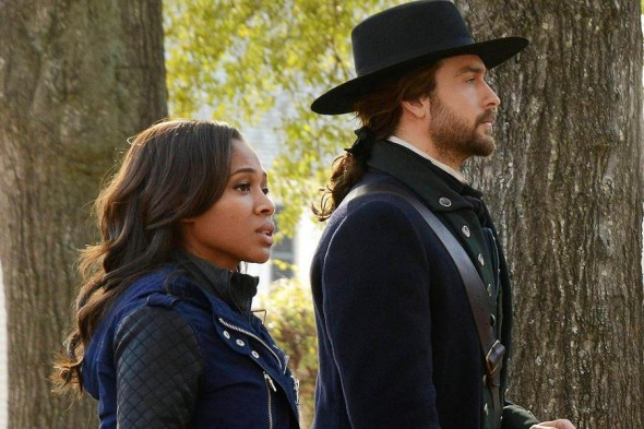 Sleepy Hollow TV show canceled or season 3?