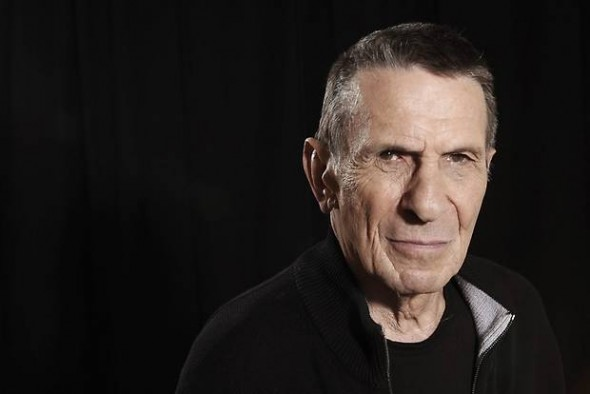 Leonard Nimoy of Star Trek dies at 83