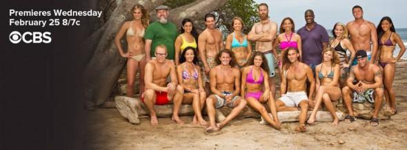 Survivor TV show on CBS: ratings (cancel or renew?)