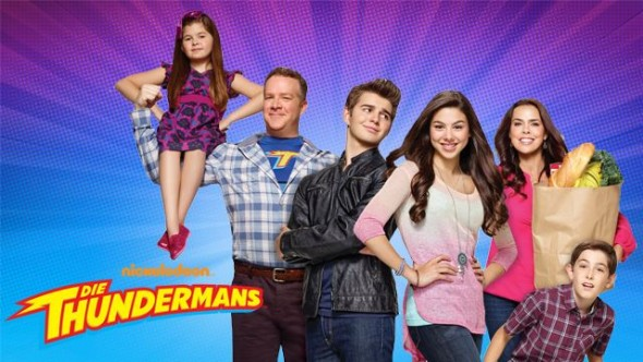 The Thundermans TV show  on Nickelodeon: season 3