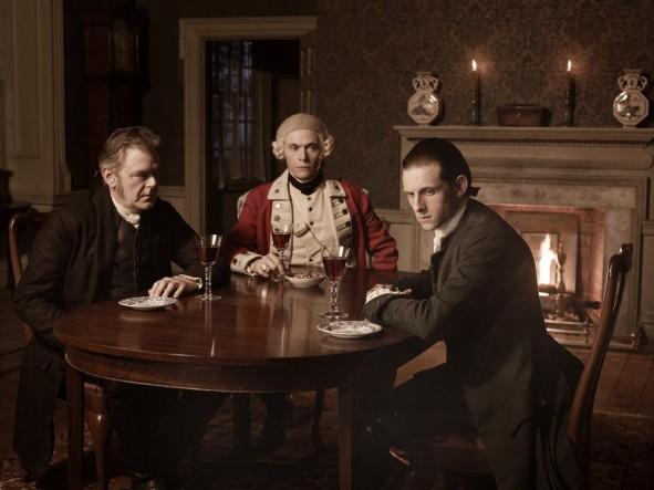 Turn TV show on AMC: season 2
