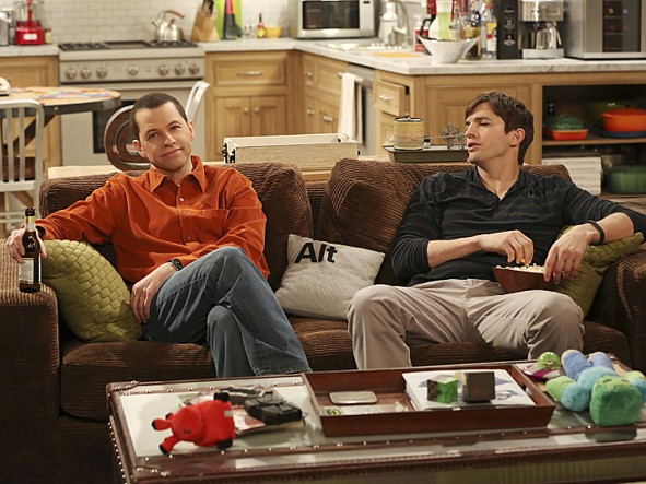 Two and a Half Men TV show finale: charlie sheen returning?