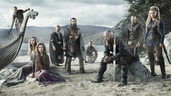 Vikings TV show: season 4