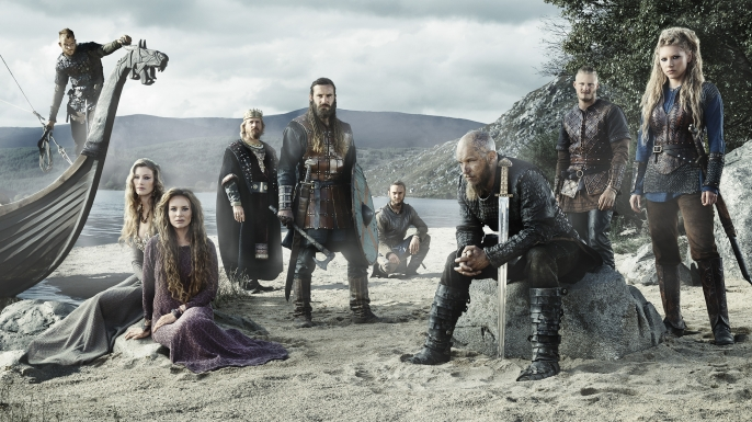 vikings history releases new ragnar season four trailer
