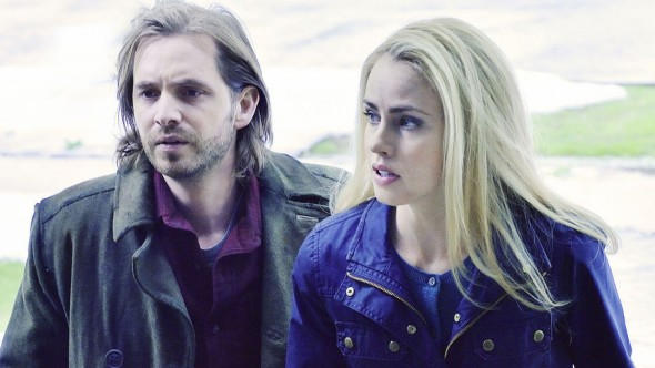 12 Monkeys TV show on Syfy: season 2 renewal