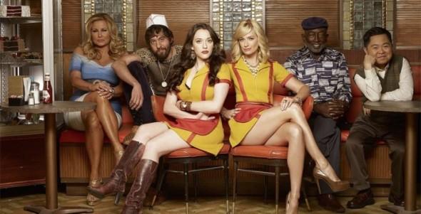 2 Broke Girls TV show on CBS: season 5