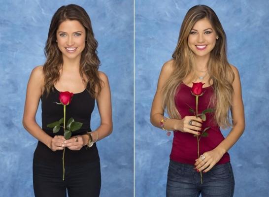 The Bachelorette TV show on ABC