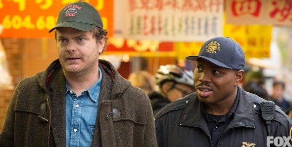 Backstrom TV show on FOX: ratings (cancel or renew?)