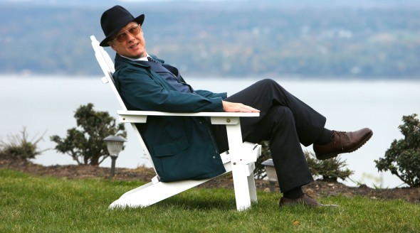 The Blacklist TV show on NBC: season 4 renewal