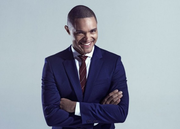 The Daily Show with Trevor Noah TV show