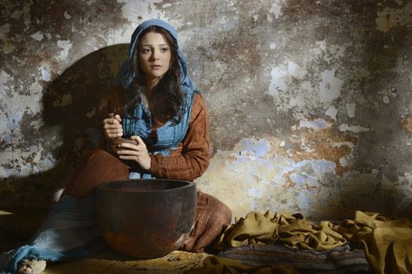 The Dovekeepers on CBS: ratings