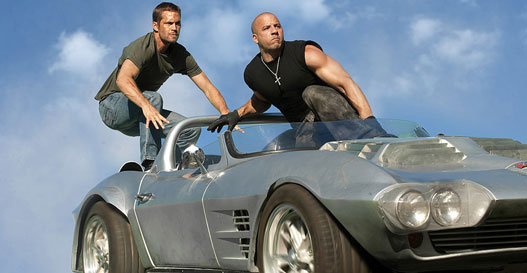 Fast Five movie on NBC