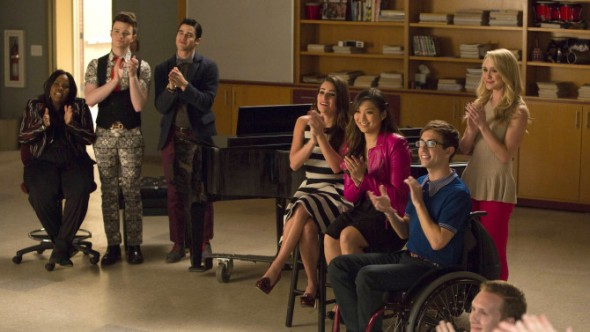 Glee TV show finale
