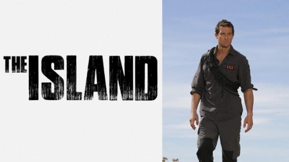 The Island TV show on NBC