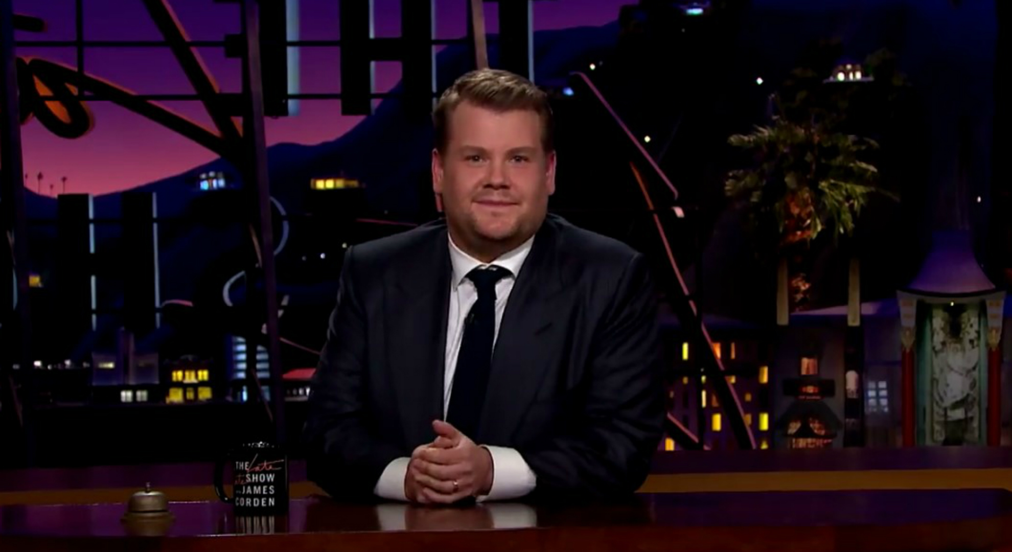 Late show james corden online dating. Dating for one night.
