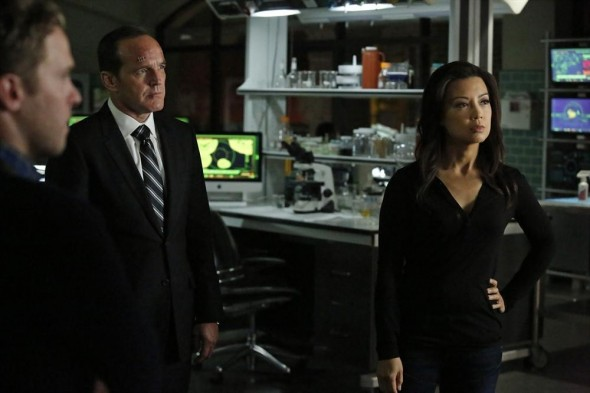 Tv Ratings Marvel S Agents Of Shield Hell S Kitchen