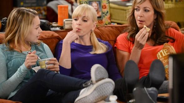 Mom TV show on CBS: season 3