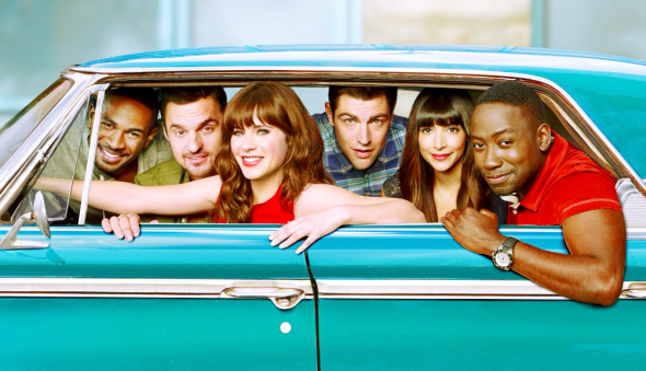 New Girl TV show on FOX: season 5