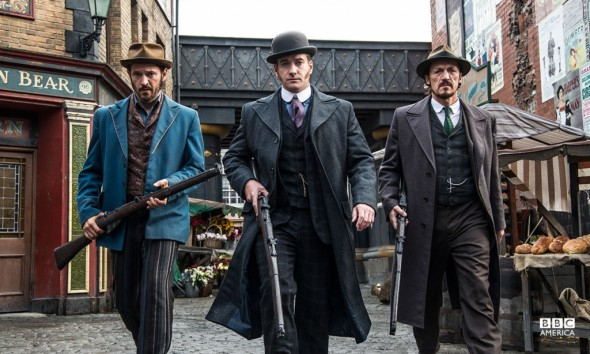 Ripper Street TV show on BBC America: season 3